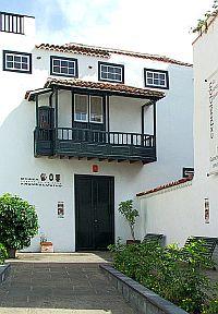 The Archeological Museum of Puerto de La Cruz