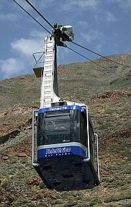 cable car Tenerife