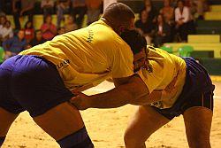 Canarian wrestling