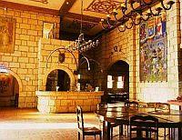 El Castillo San Miguel interior