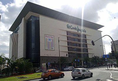 El Corte Ingles Tenerife