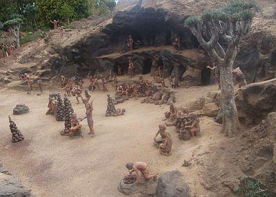 Guanche village