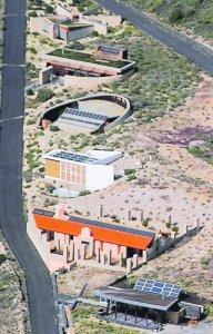 houses of the ITER project, Tenerife