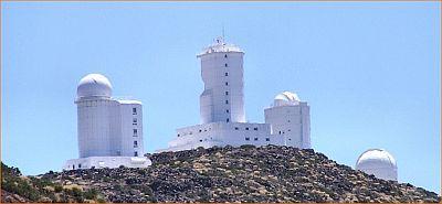 Observatory at Izana, Tenerife