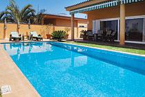 James Villas property Royal Sunset, Playa de La Arena