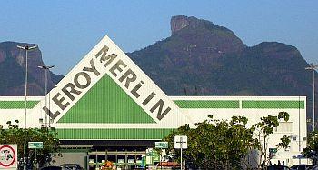 Leroy merlin a huge diy store near la laguna - Leroy merlin jardin tenerife toulon ...