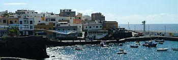 Los Abrigos Tenerife