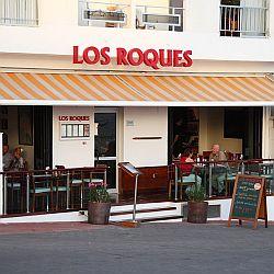 Los Roques restaurant, Los Abrigos, Tenerife
