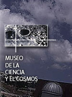 logo for the museum of science and the cosmos, La Laguna