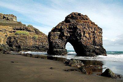 Playa de Los Roques Los Realejos
