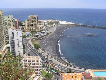 Puerto De La Cruz The Top Tourist Centre In The North