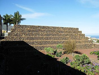 Pyramids at Guimar