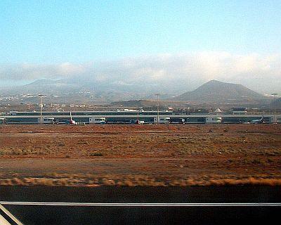 Reina Sofia Airport 1