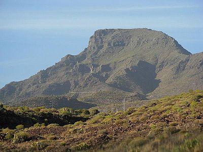 Roque del Conde Tenerife