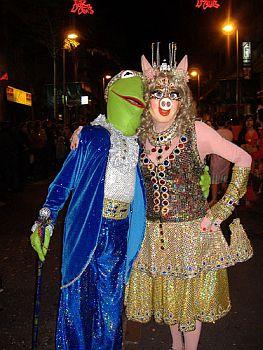 Santa Cruz Carnival fancy dress