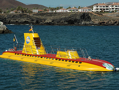 Tenerife Submarine Safari