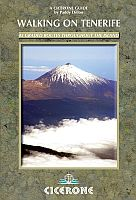 Walking on Tenerife book