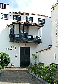 The Archeological Museum of Puerto de La Cruz