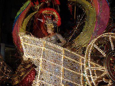 Santa Cruz Carnival Queen
