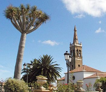 Santiago Church Los Realejos