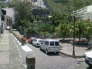 Garachico street