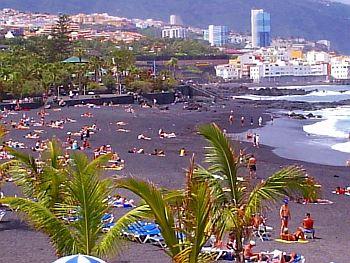 Puerto de la Cruz Garden Beach
