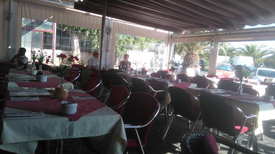 La Buena Paella, Canarian restaurant in Los Cristianos, interior