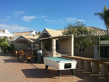 The Palms Pool Bar, Golf del Sur, Tenerife