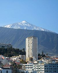 Teide from Puerto