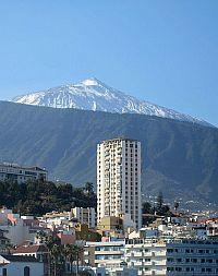 Teide from Puerto