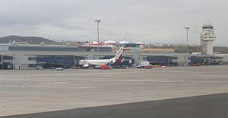 Reina Sofia Airport 2